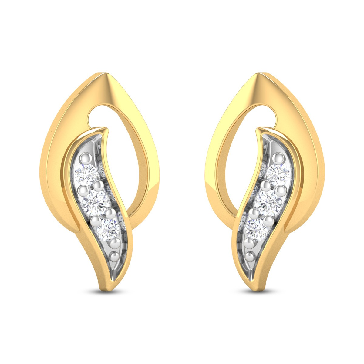 Mila Diamond Earrings