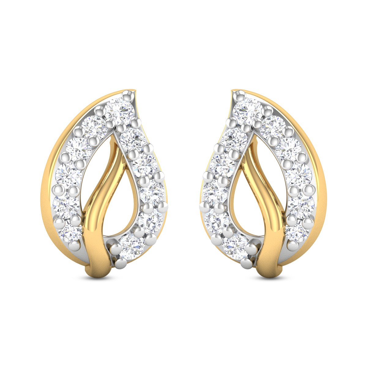 Meleni Diamond Earrings
