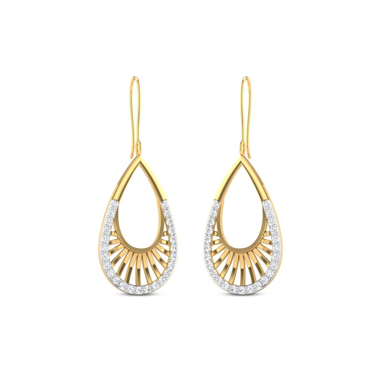Eden Diamond Earrings