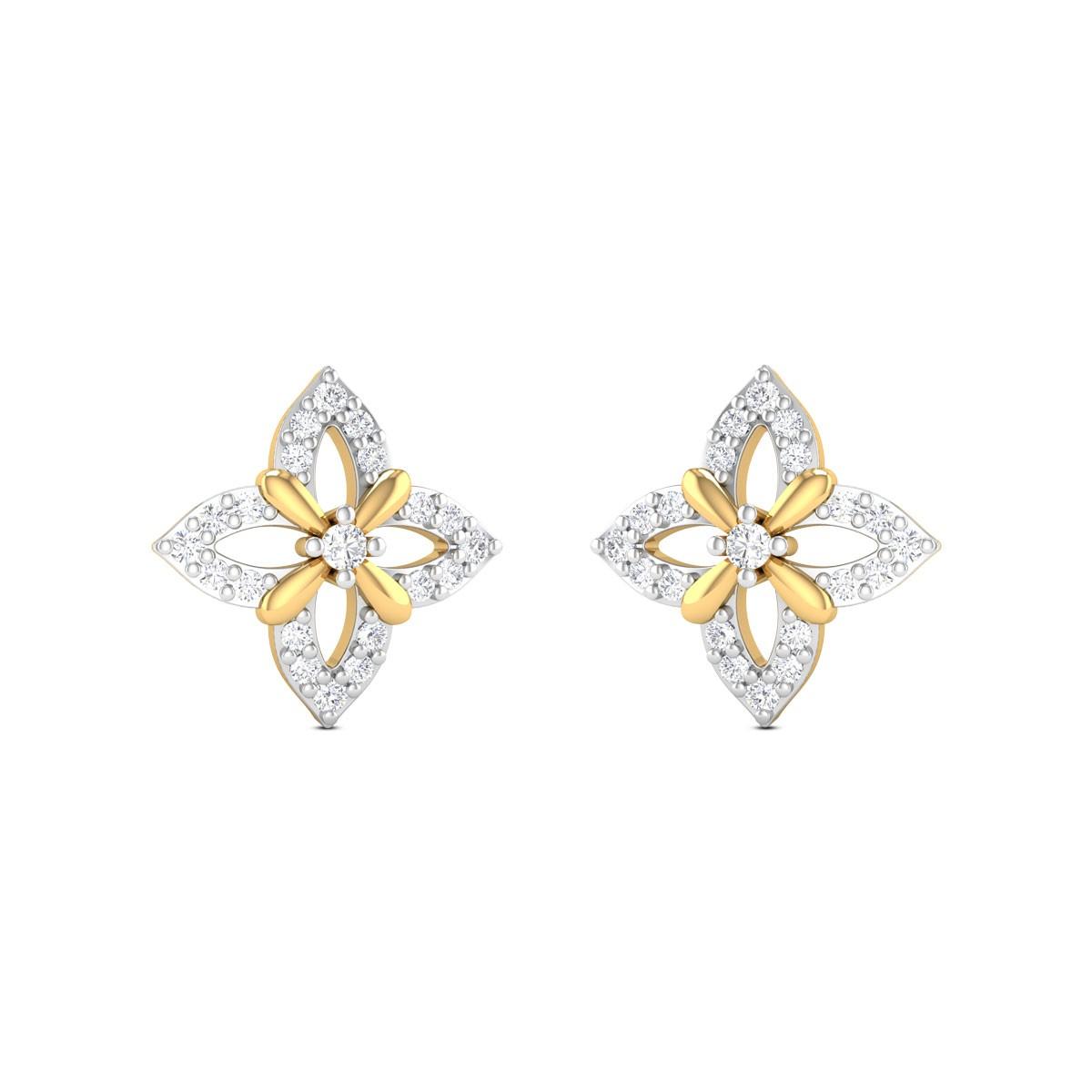 Scarlett Diamond Earrings