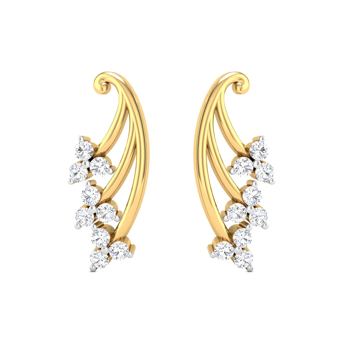 Quincy Diamond Earrings