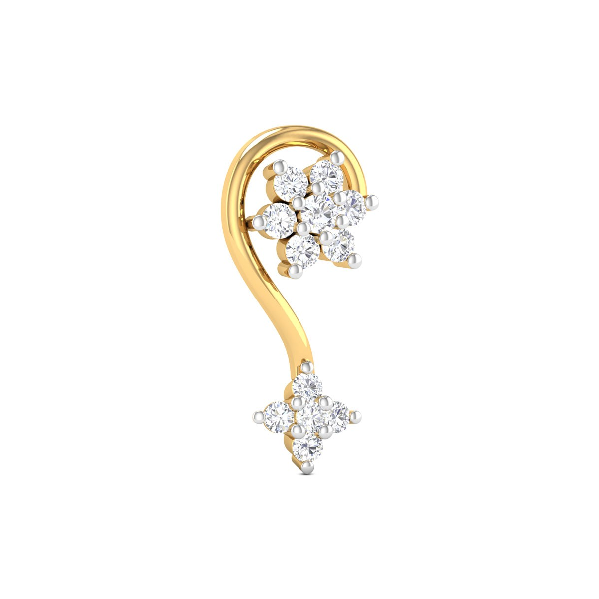 Lucia Diamond Earrings