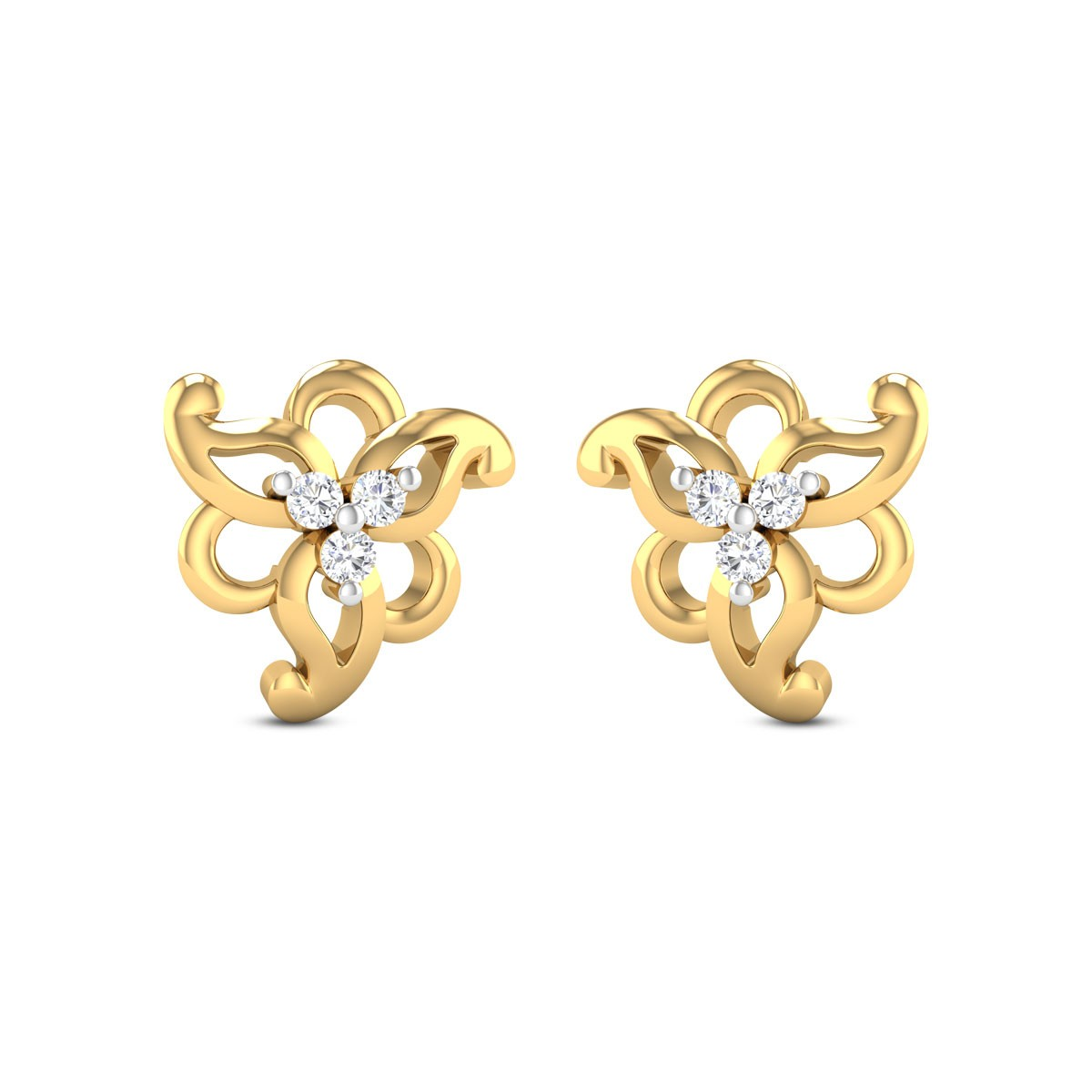 Zaira Diamond Earrings