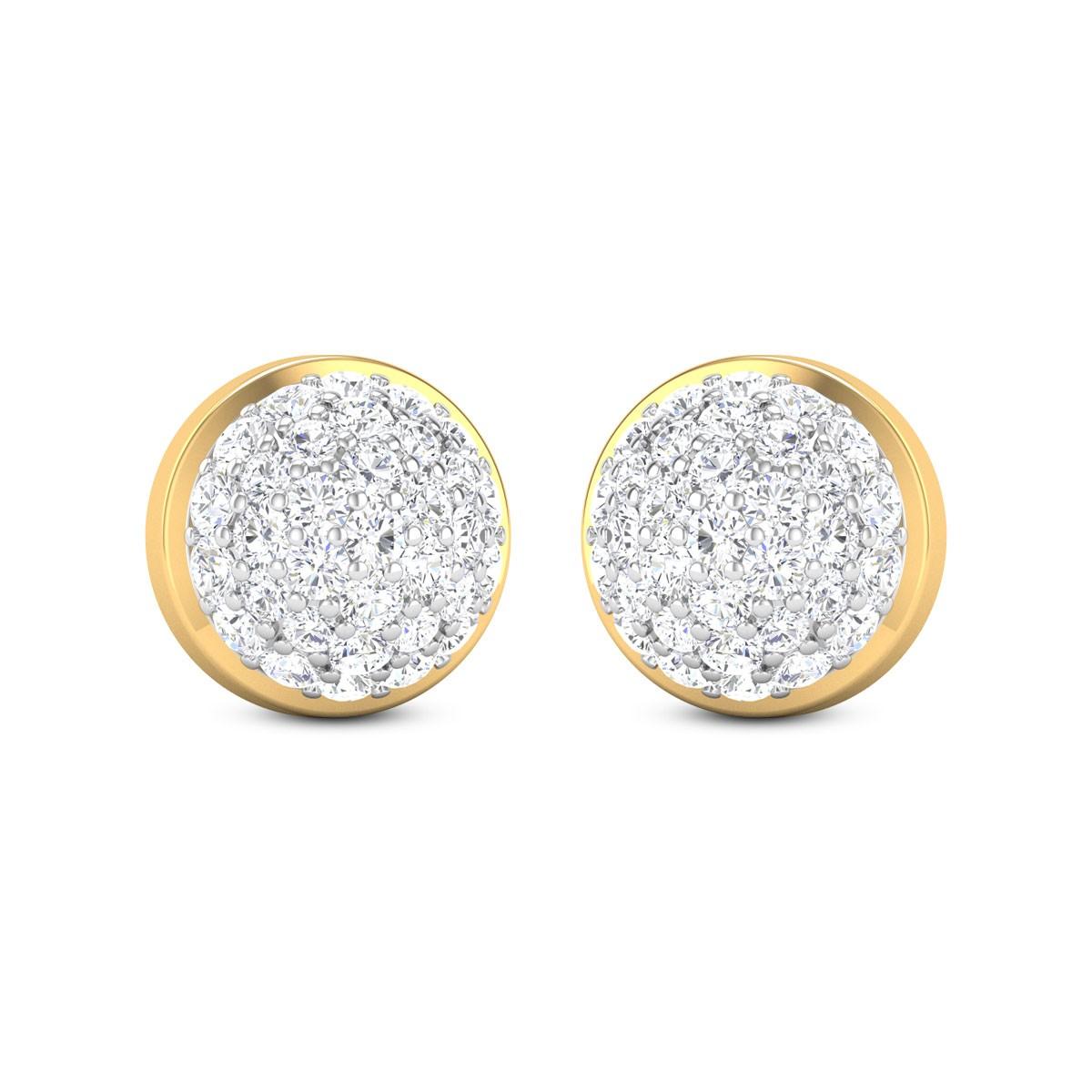 Emilia Diamond Earrings