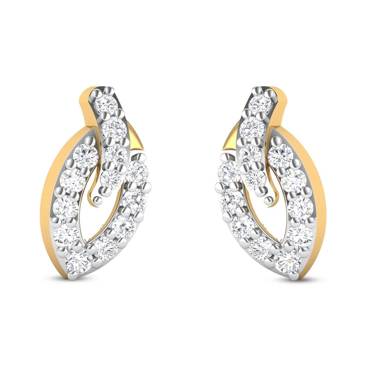 Fliora Stud Earrings