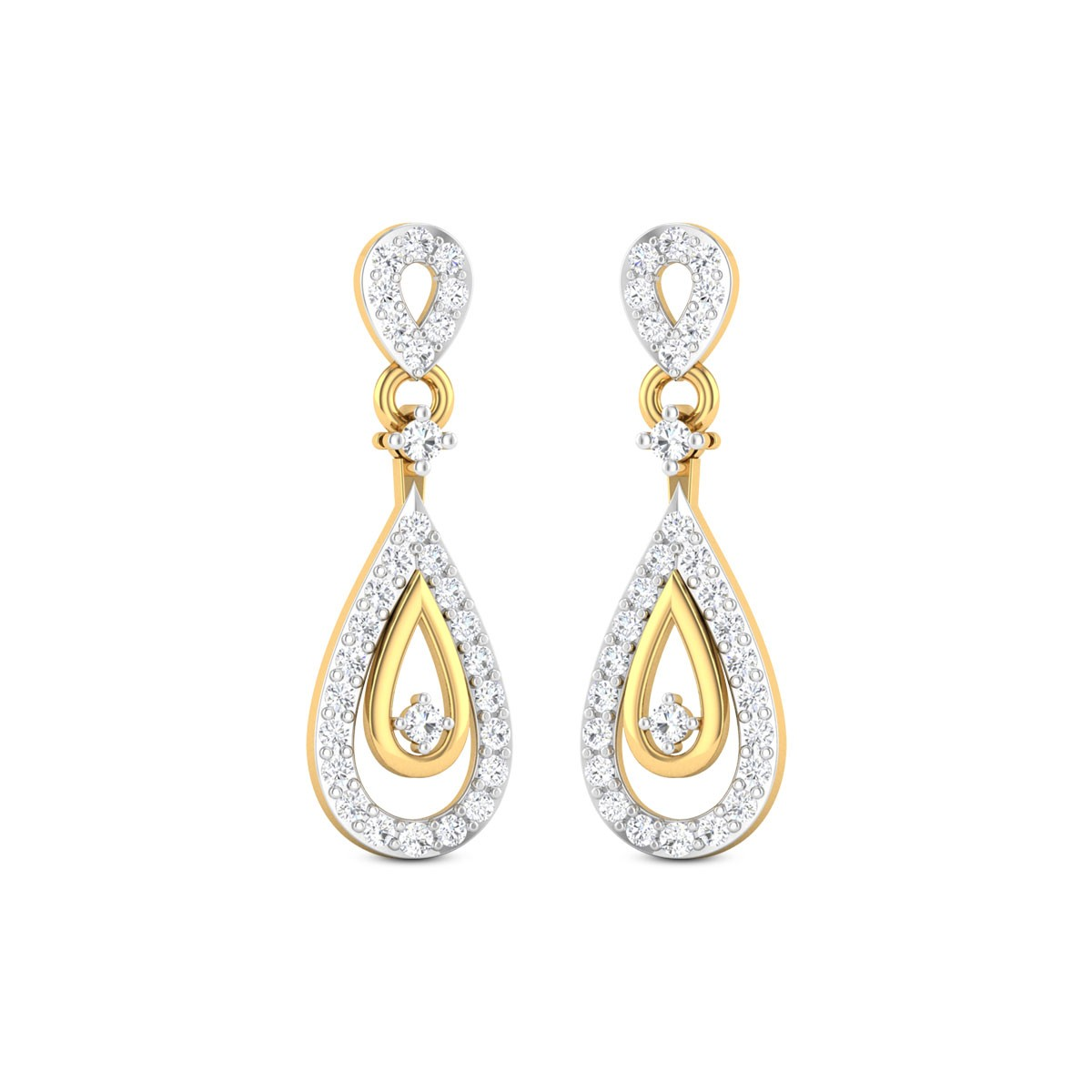 Noor Diamond Earrings