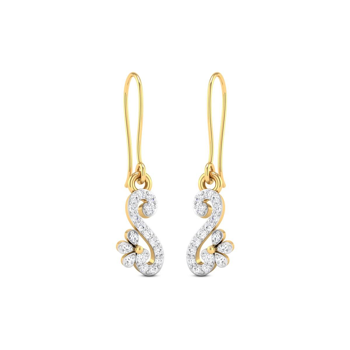 Zana Diamond Earrings