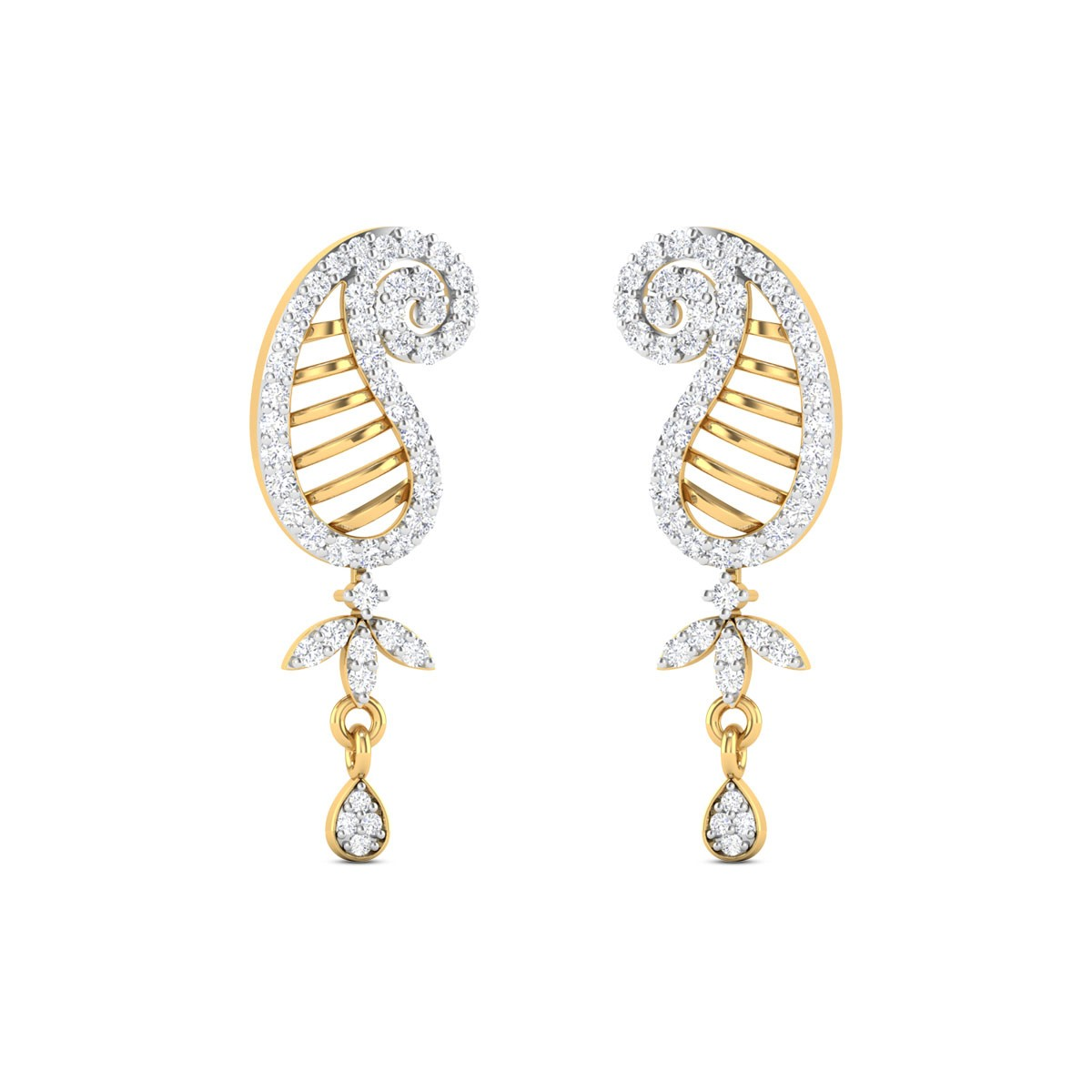 Ziva Diamond Earrings