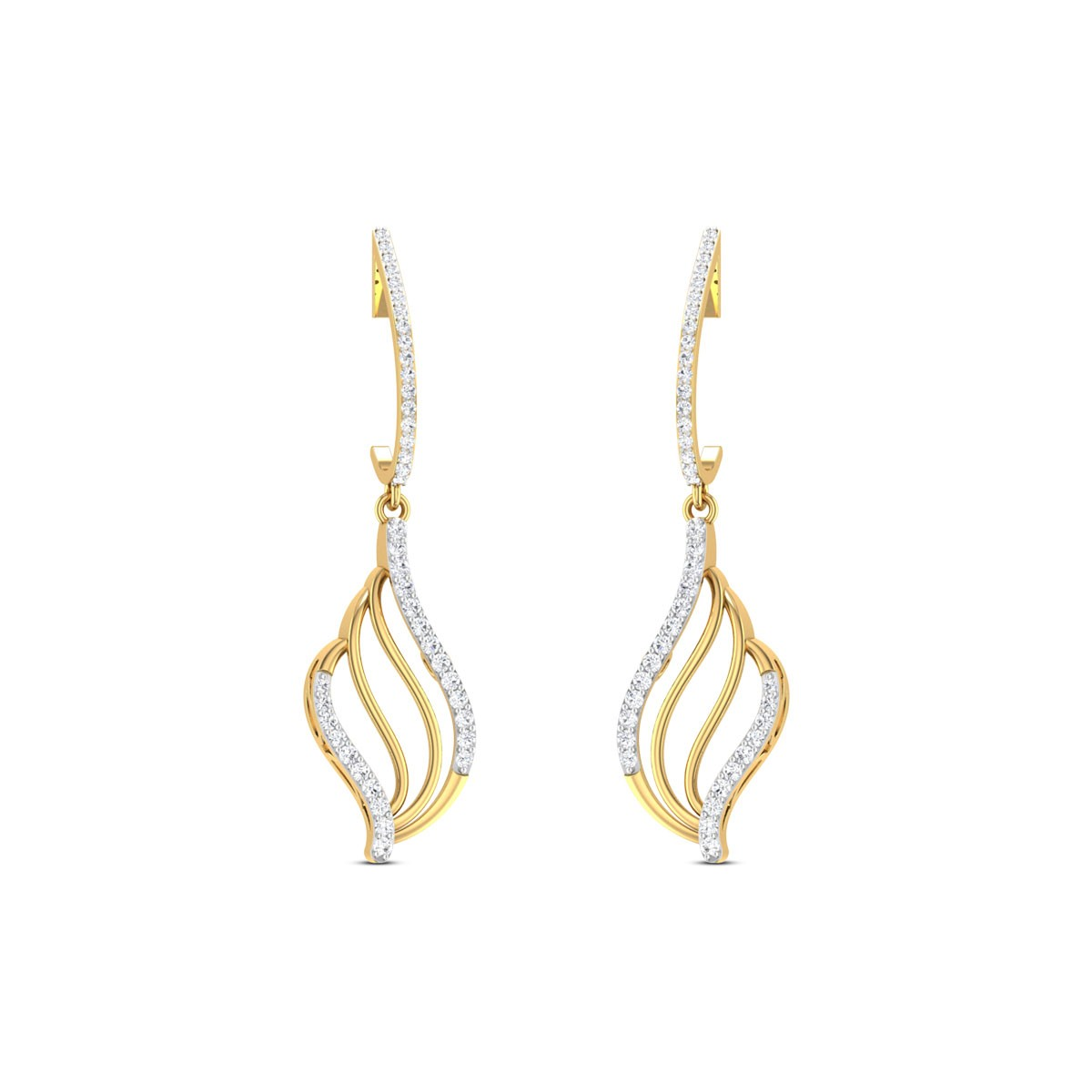 Chantal Diamond Earrings