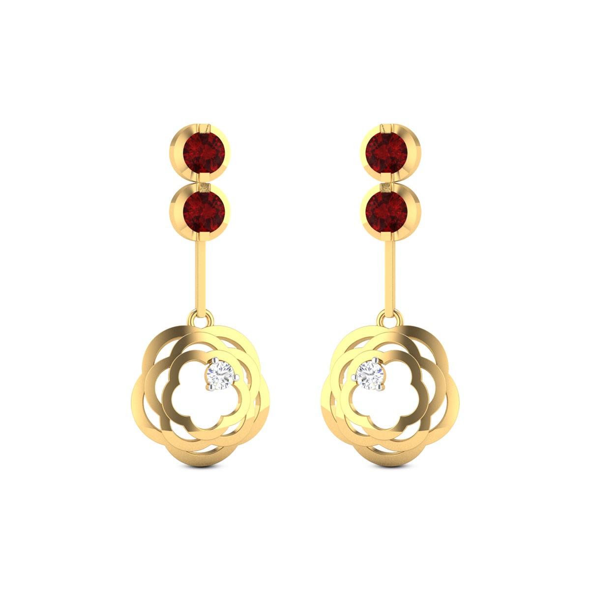 Fuxina Drop Earrings