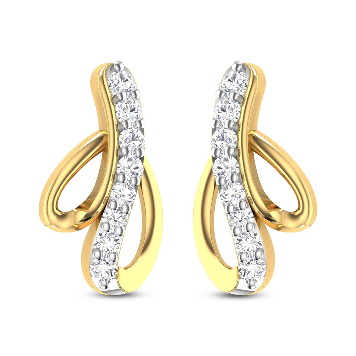 Giacinta Stud Earrings