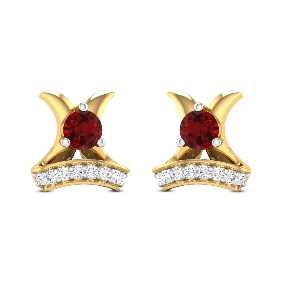 Liliana Stud Earrings