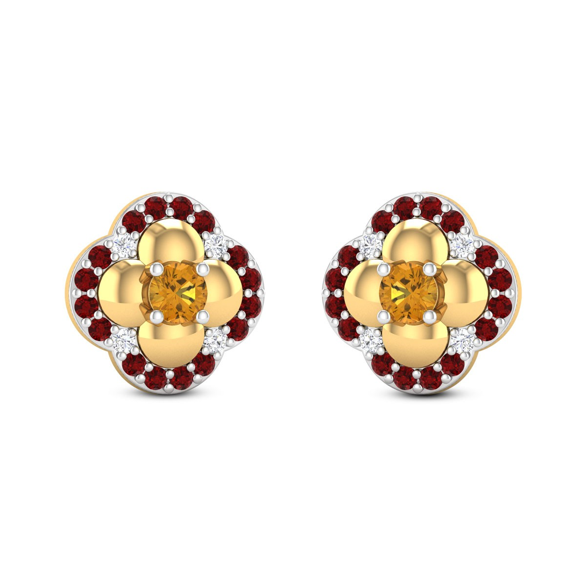 Lodis Stud Earrings