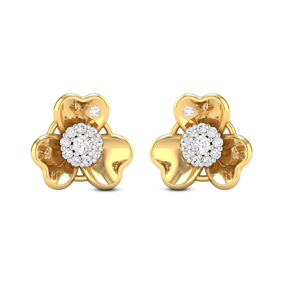 Joy Diamond Earrings