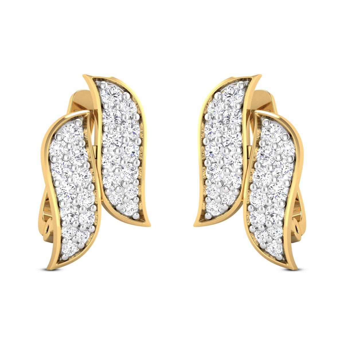 Sonatina Diamond Earrings