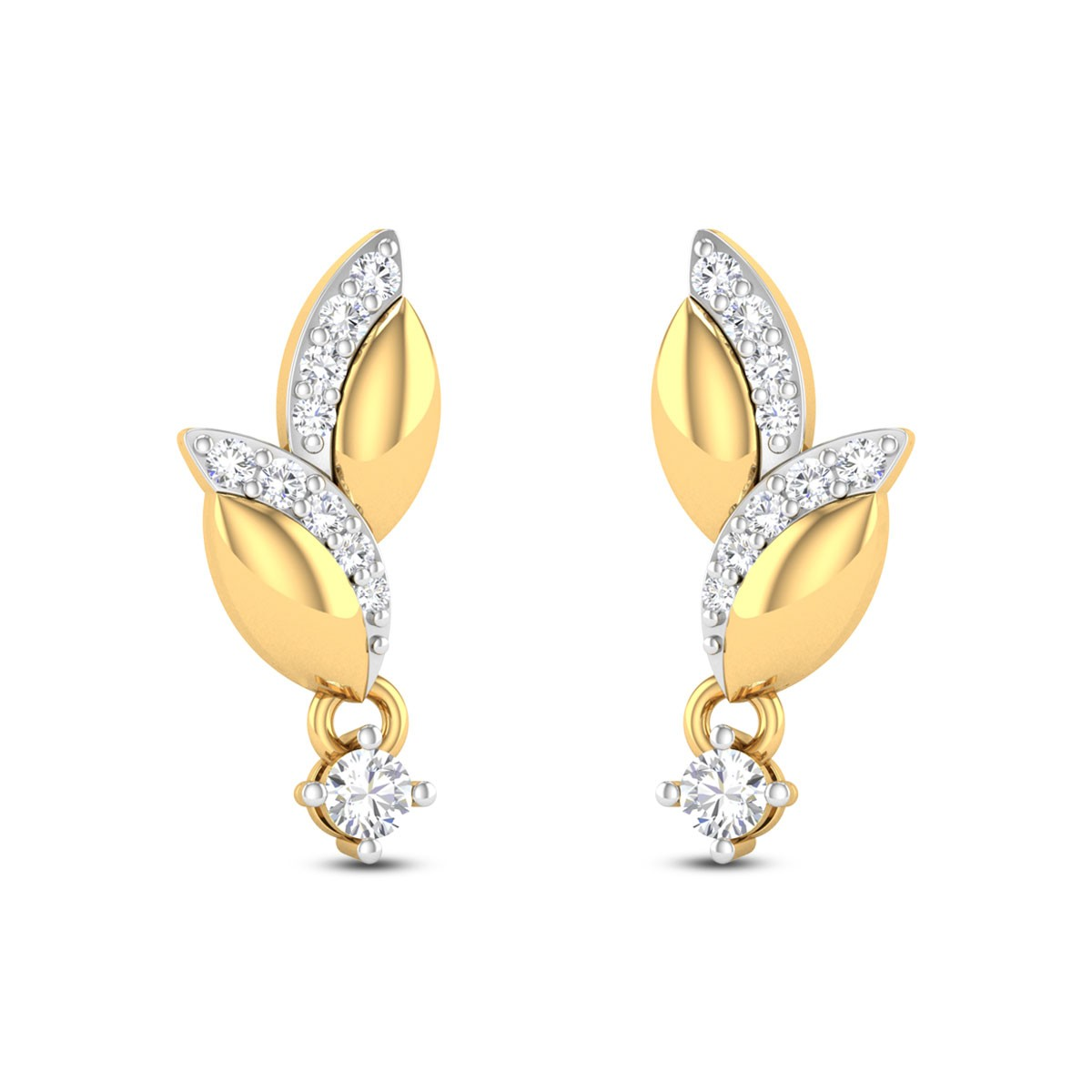 Uranus Stud Earrings