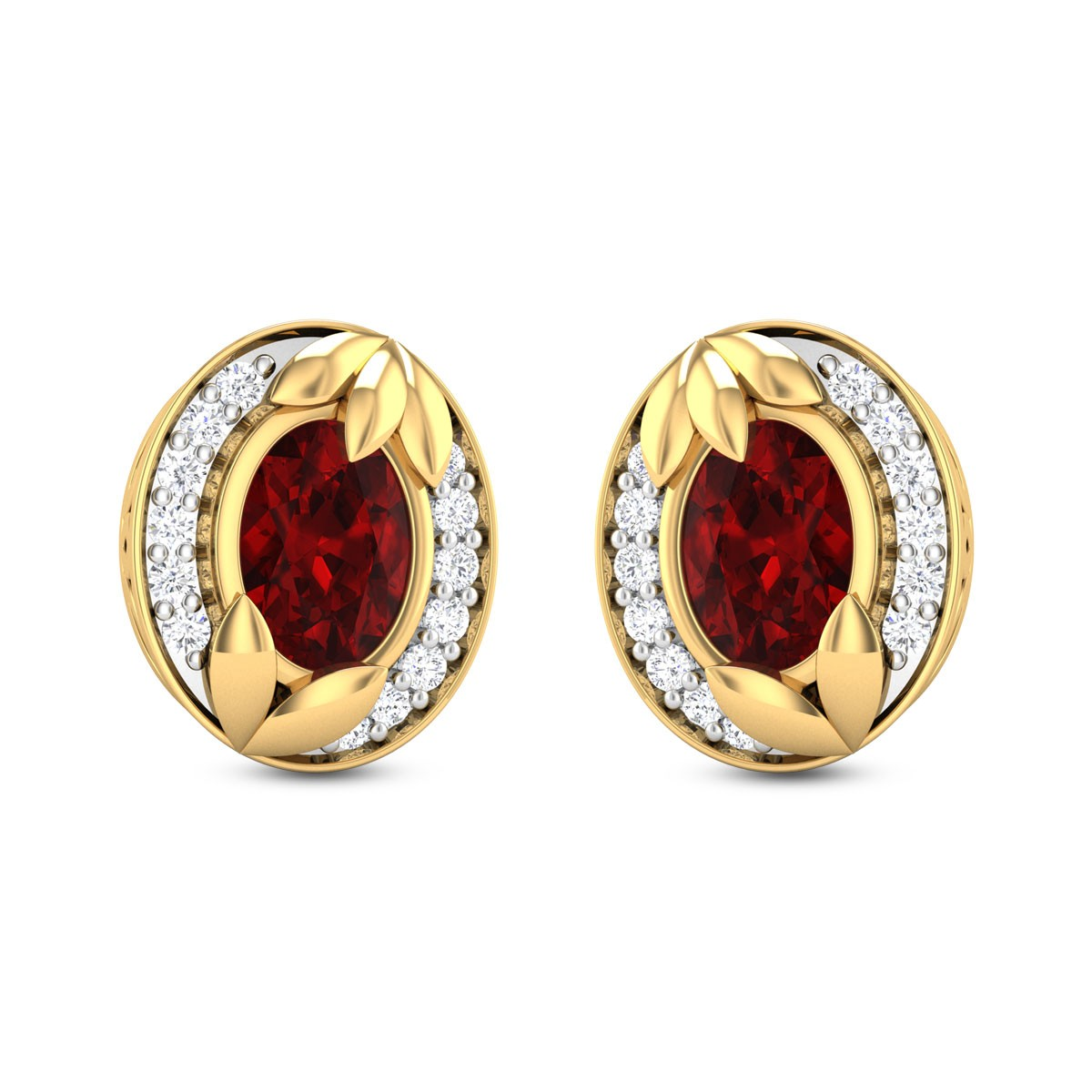 Nalinadala Stud Earrings