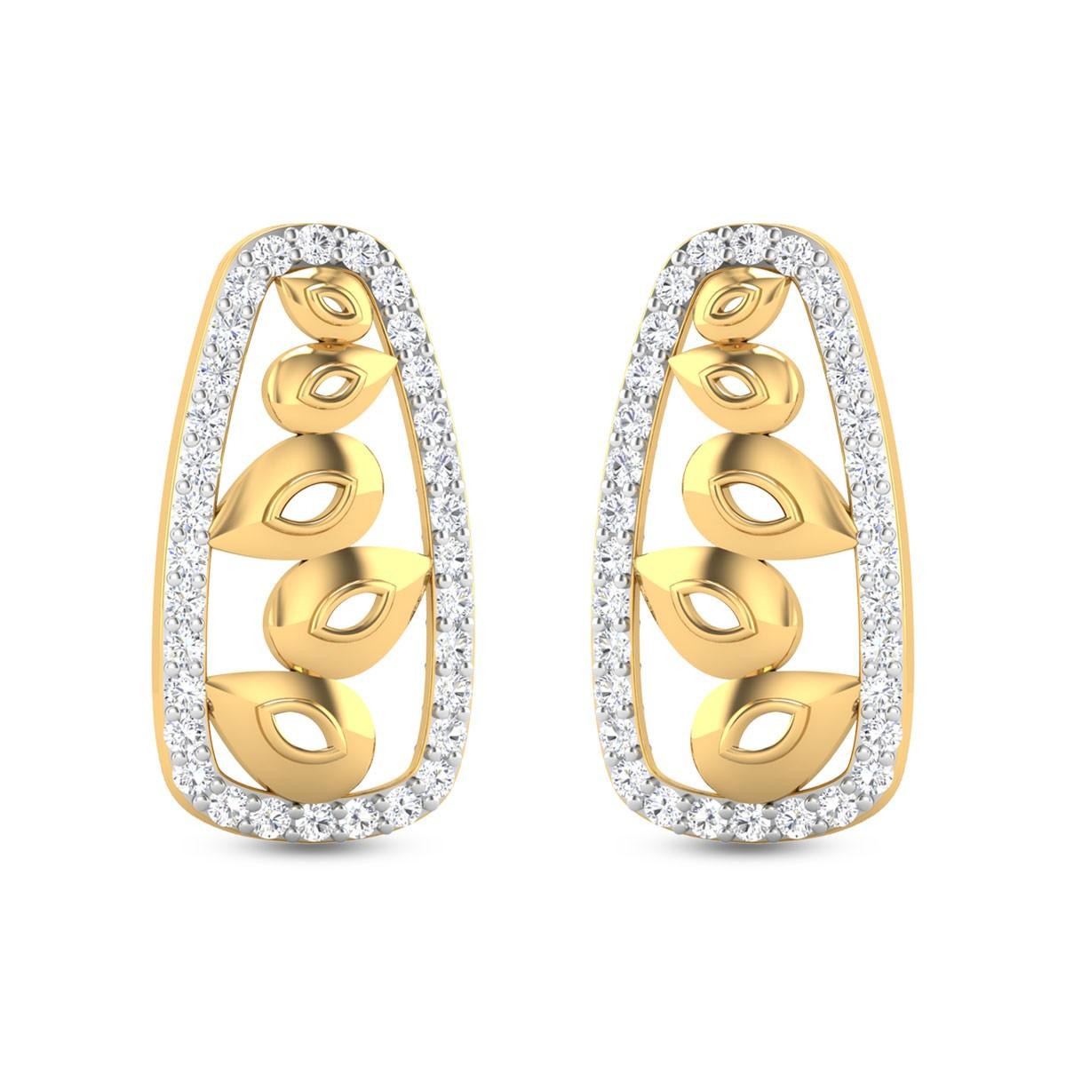 Padmani Stud Earrings