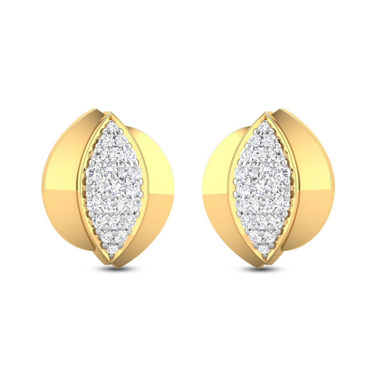 Palasha Stud Earrings