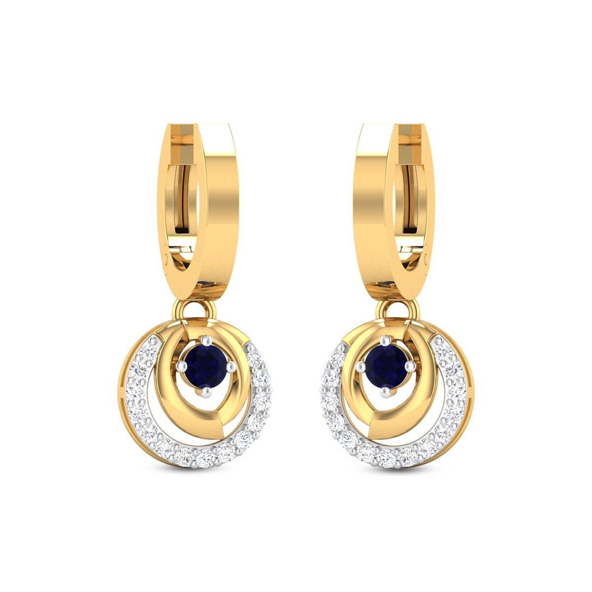 Raizel Hoop Earrings