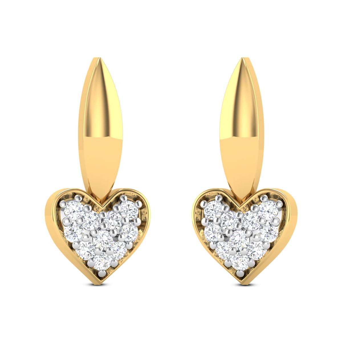 Deepam Stud Earrings