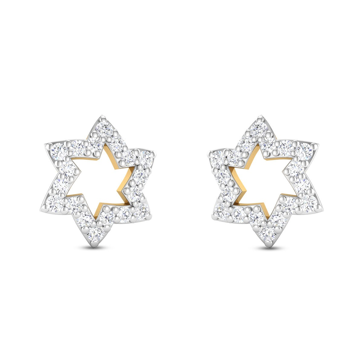 Nakshatra Stud Earrings