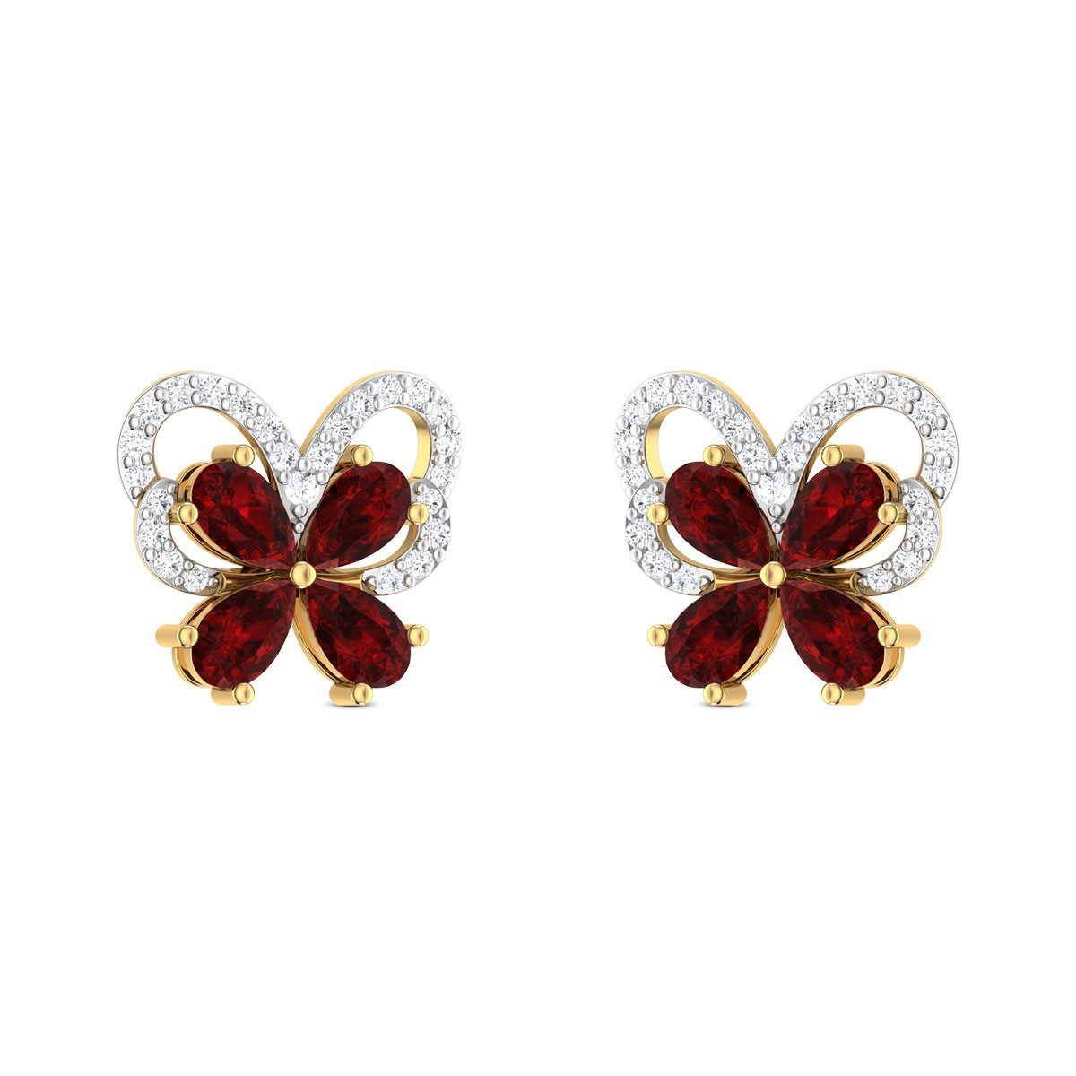 Briony Stud Earrings