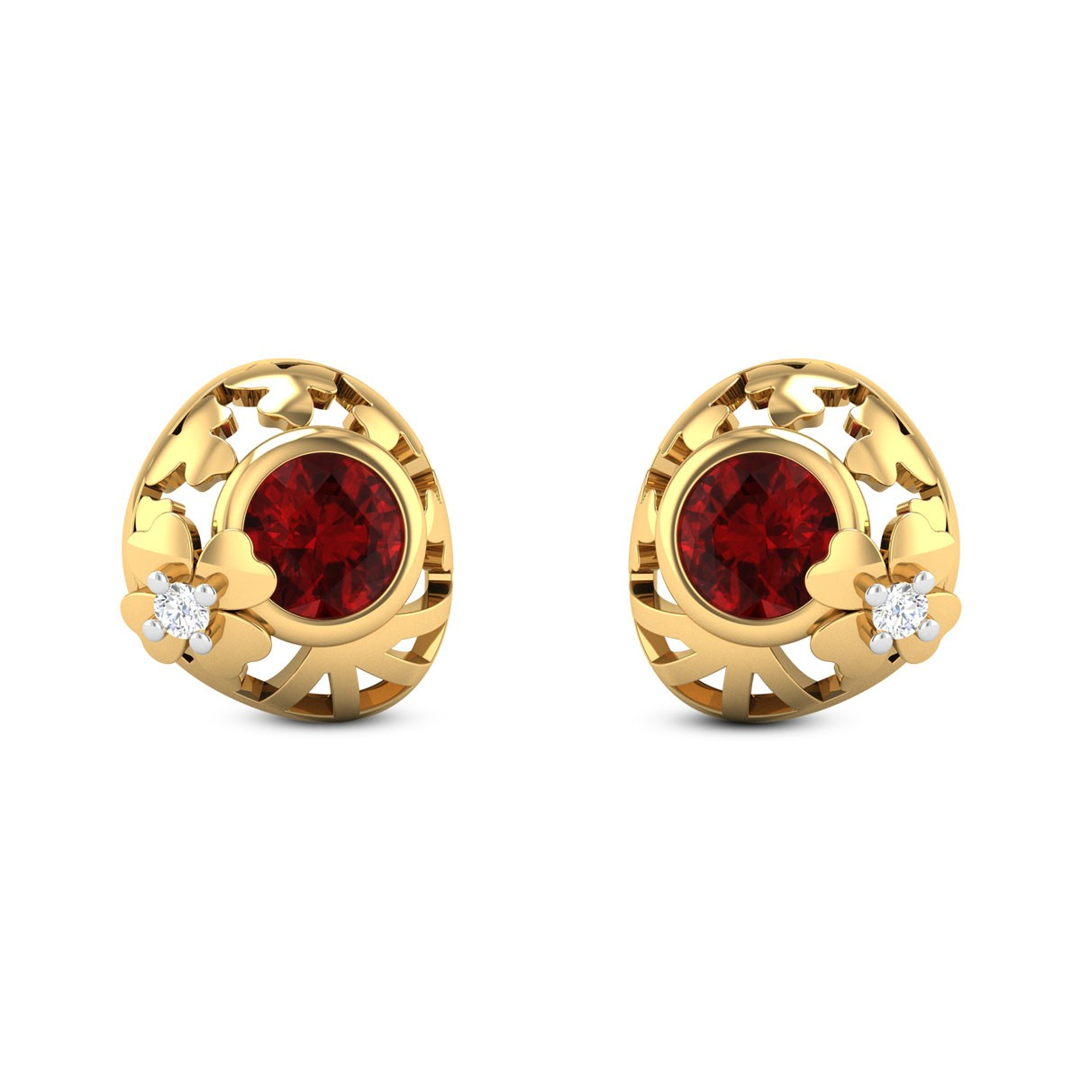Urania Stud Earrings