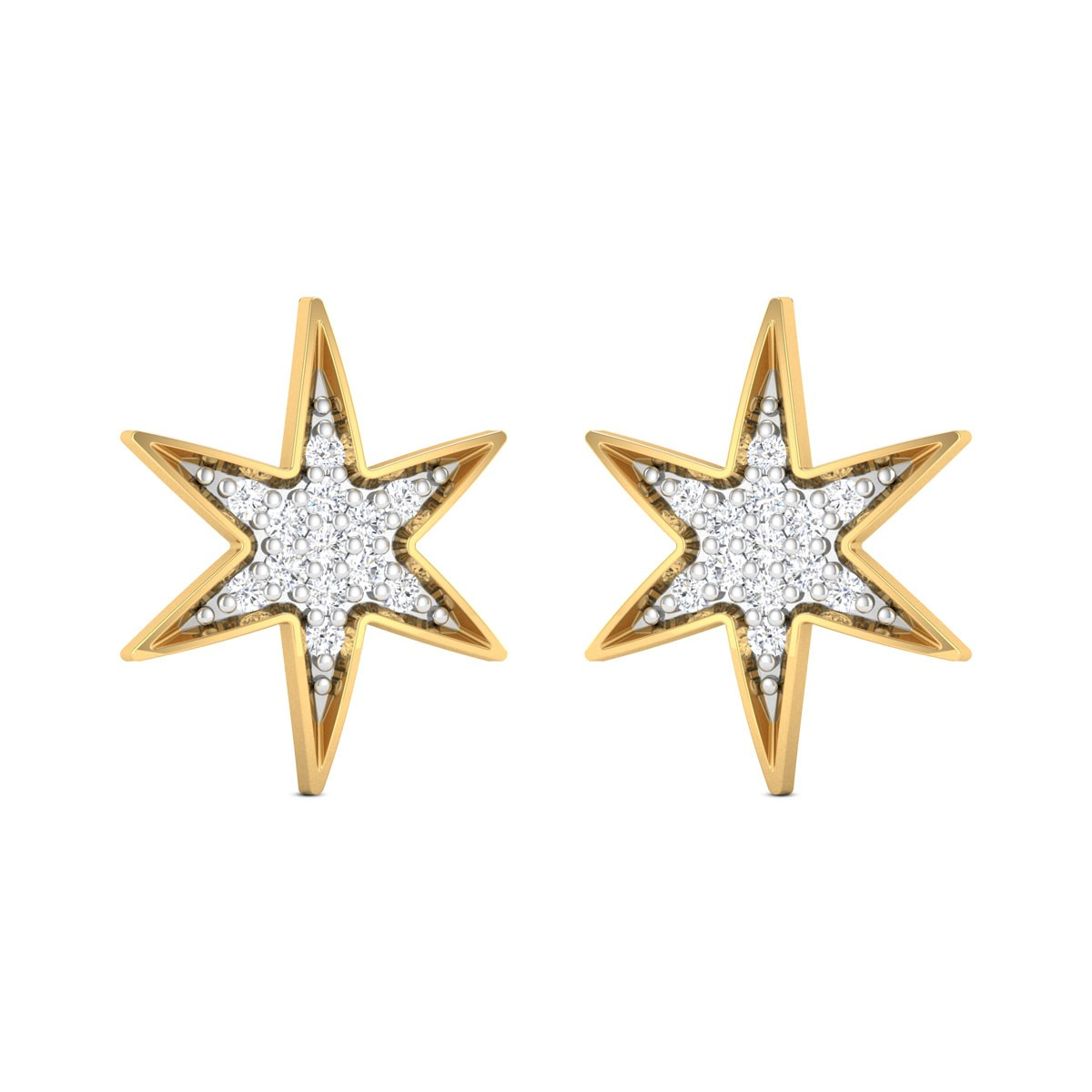 Nayan Diamond Earrings