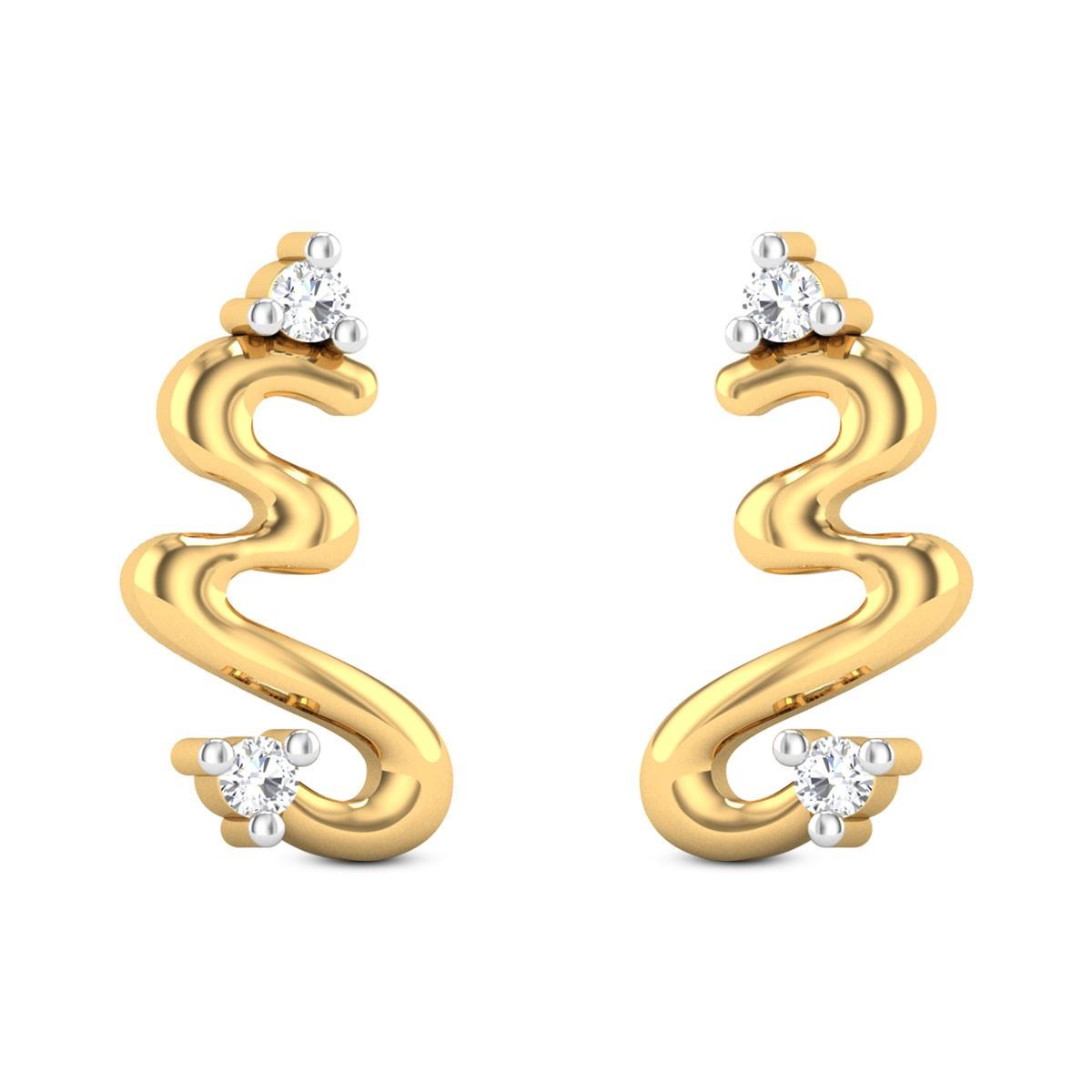 Tanvi Diamond Earrings