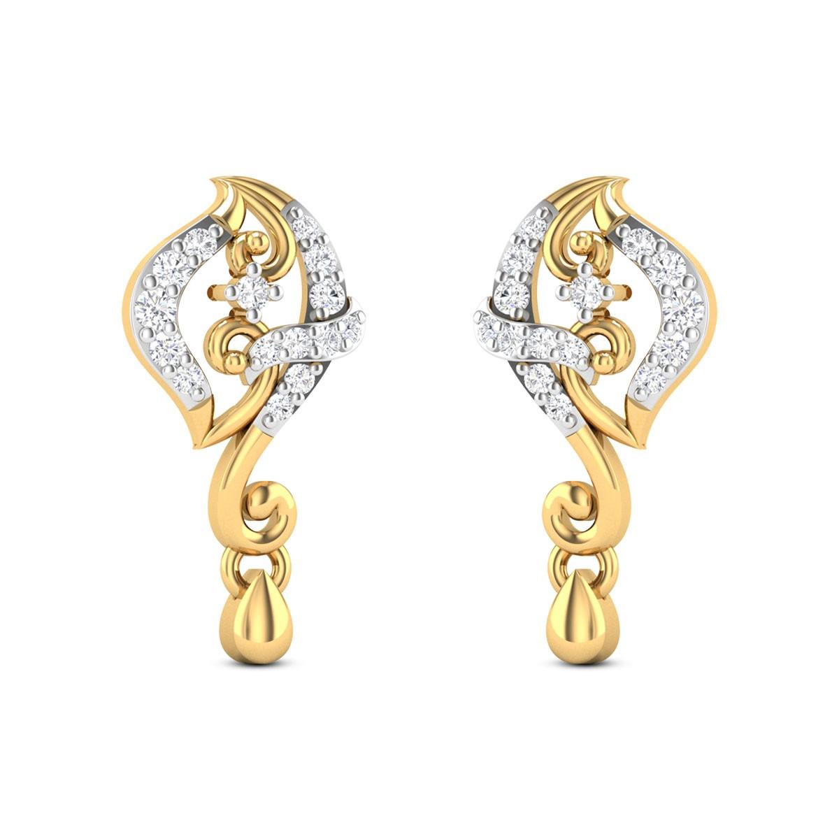 Yagna Diamond Earrings