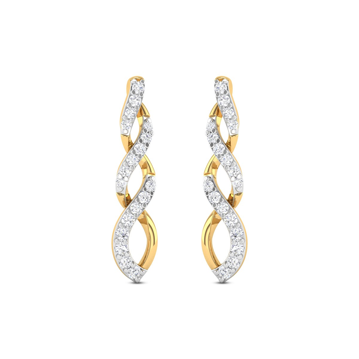 Amvi Diamond Earrings