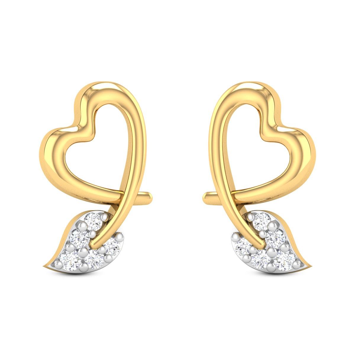 Vrishti Diamond Earrings