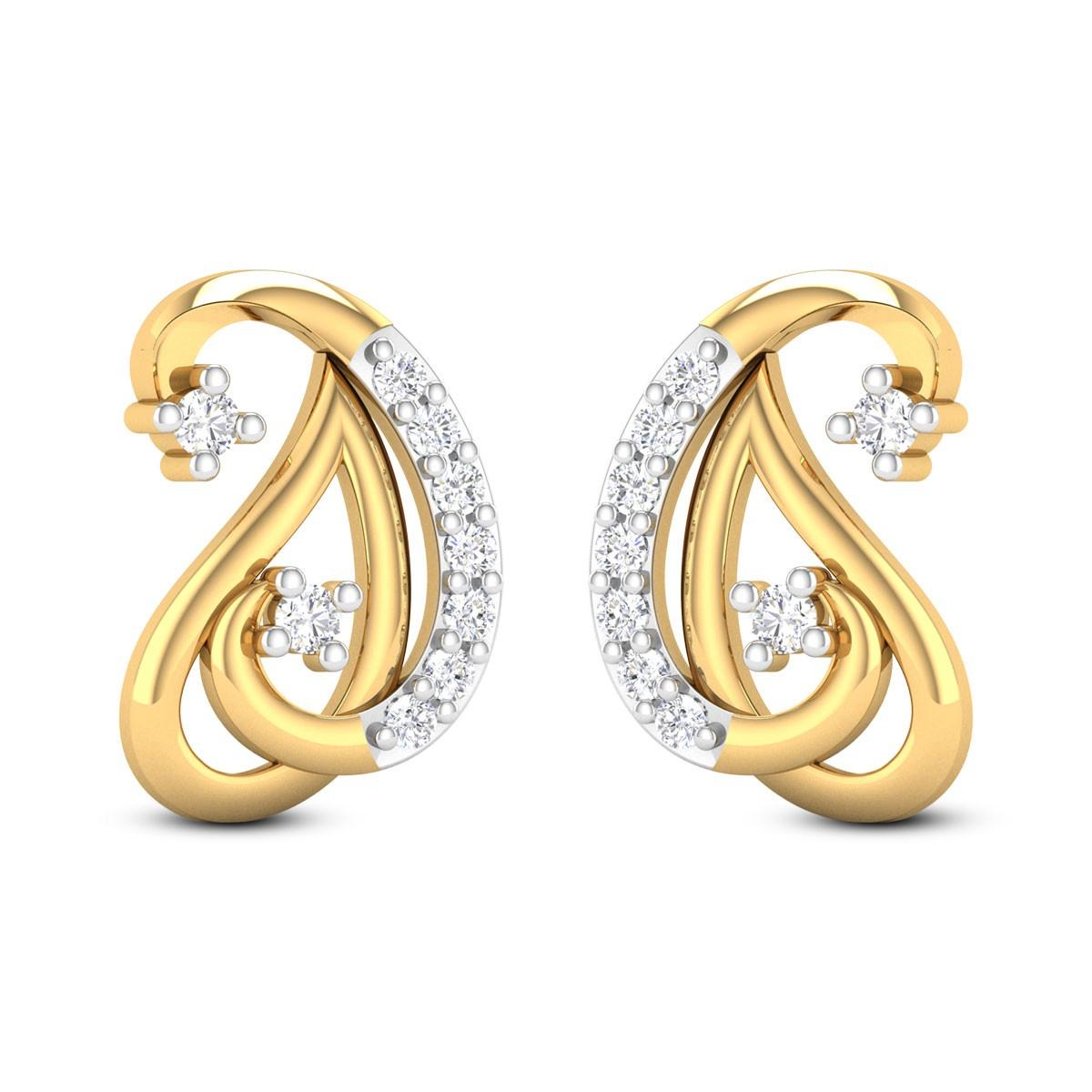 Fenrir Stud Earrings