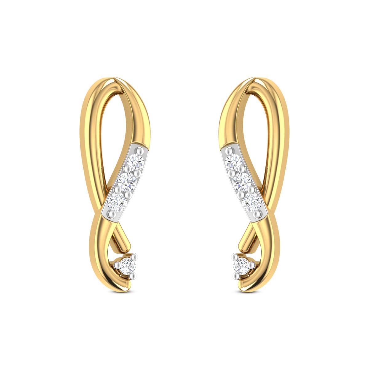 Ganymede Stud Earrings