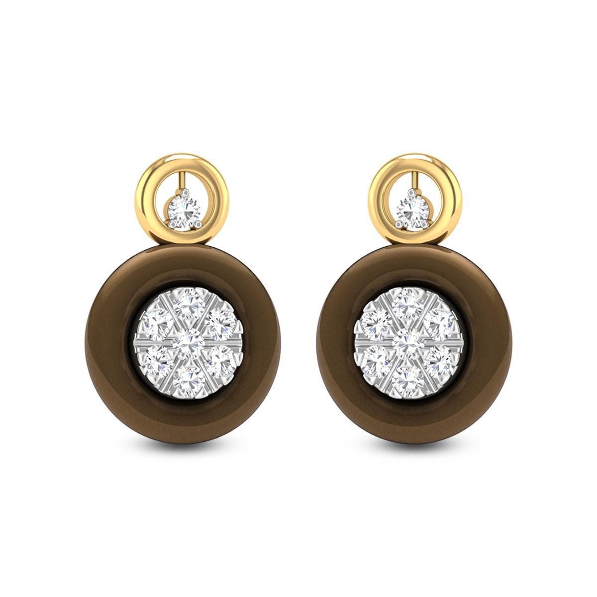 Luvey Diamond Earrings