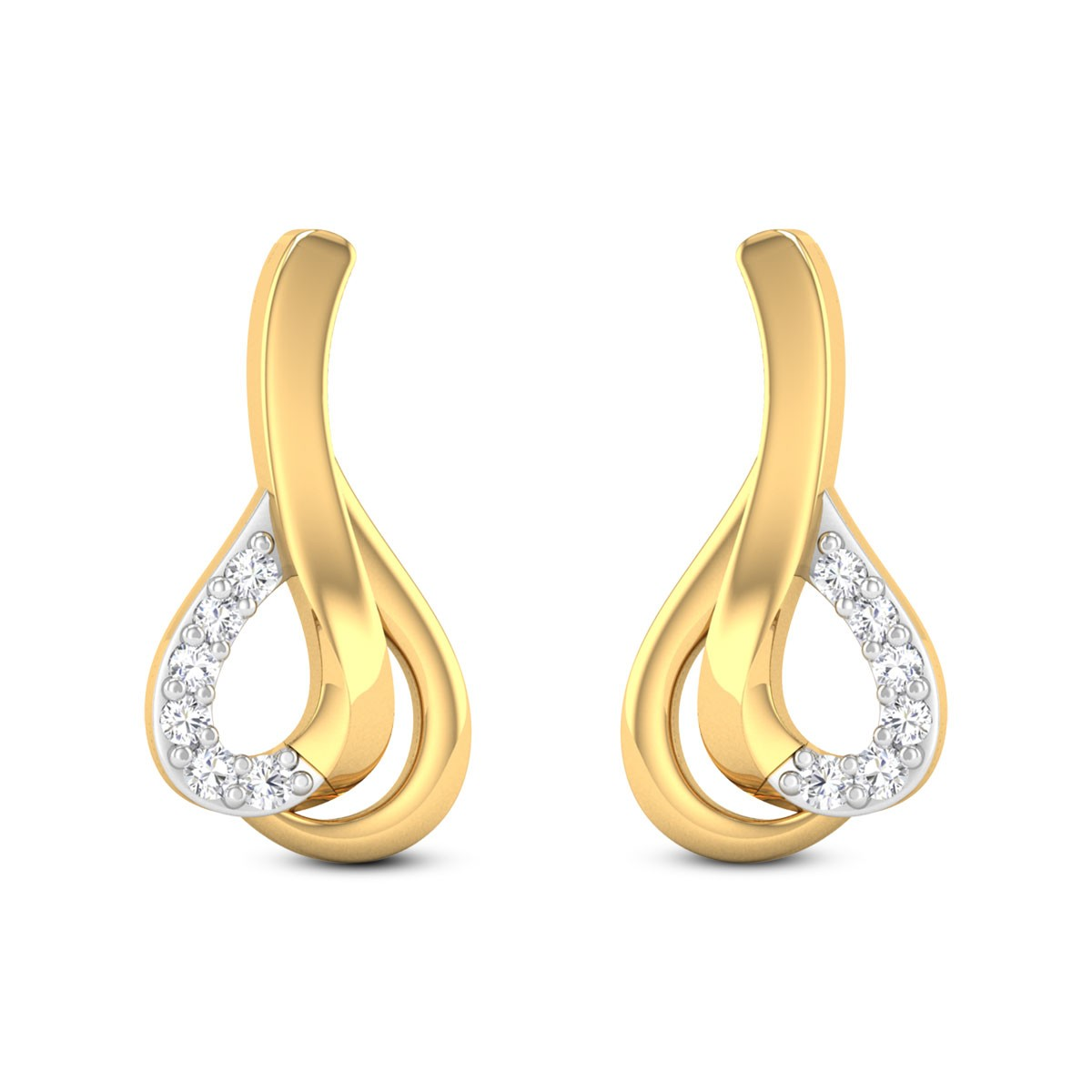 Fantasia Diamond Earrings