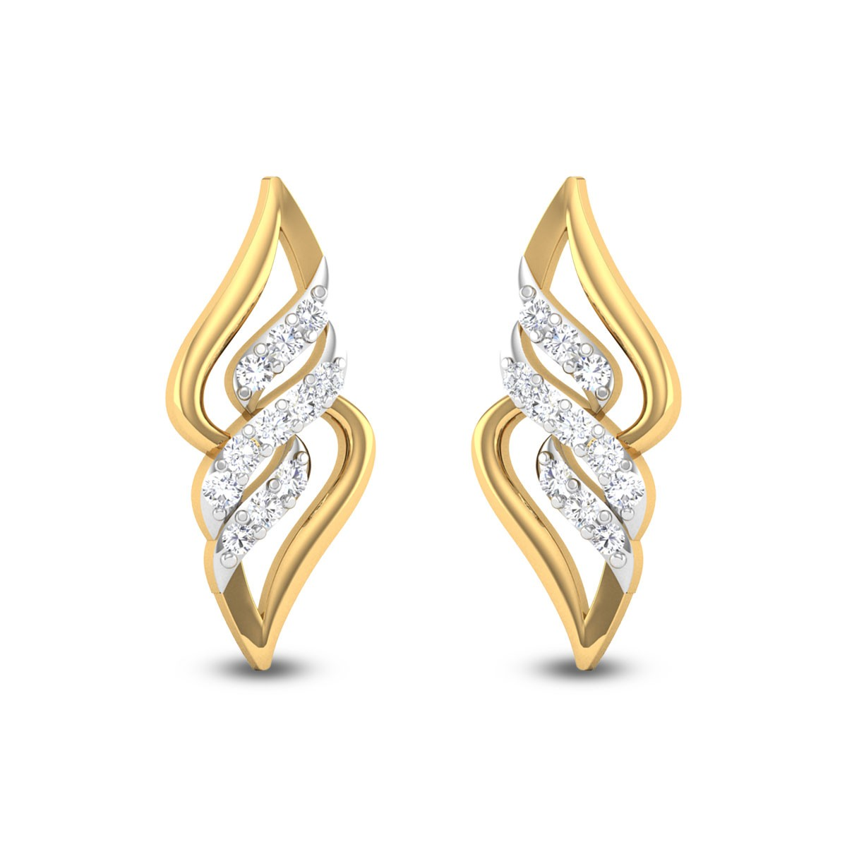 Reminiscence Diamond Earrings