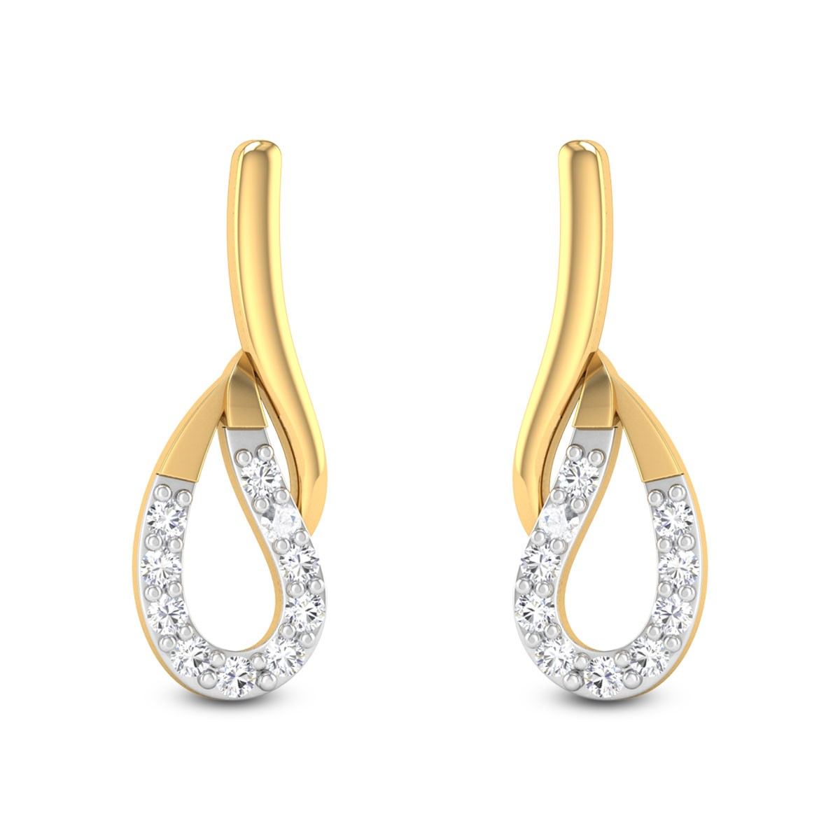 Ardour Diamond Earrings
