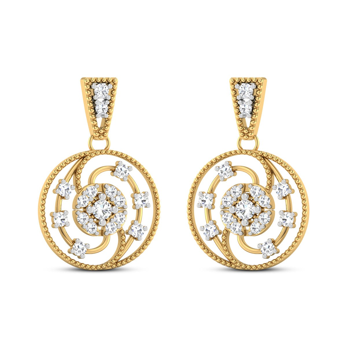 Everlasting Love Diamond Earrings