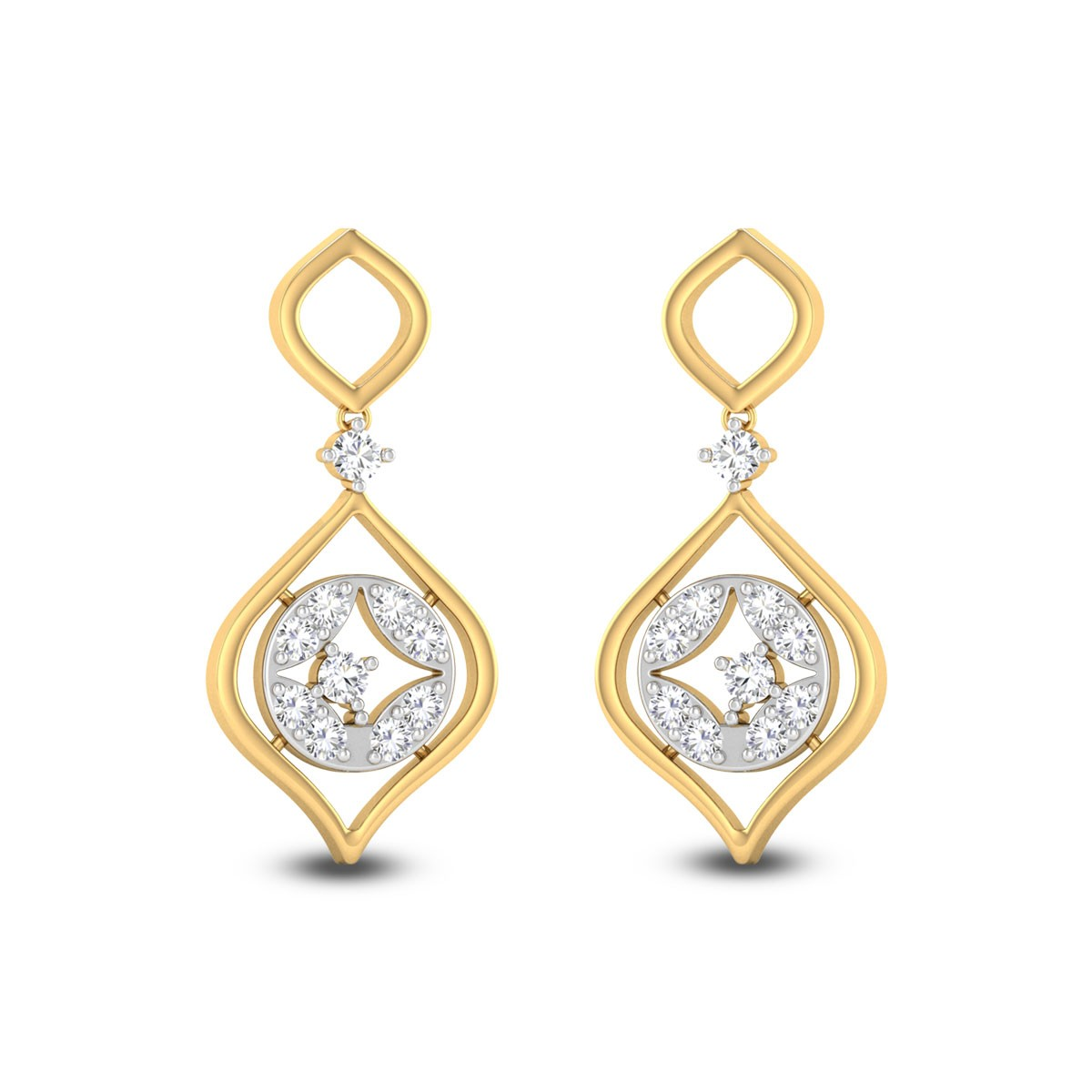 Paige Diamond Earrings