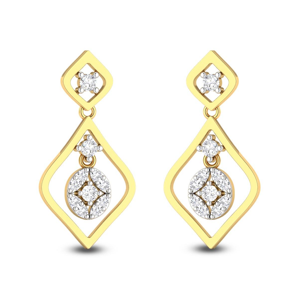 Aarabhi Diamond Earrings