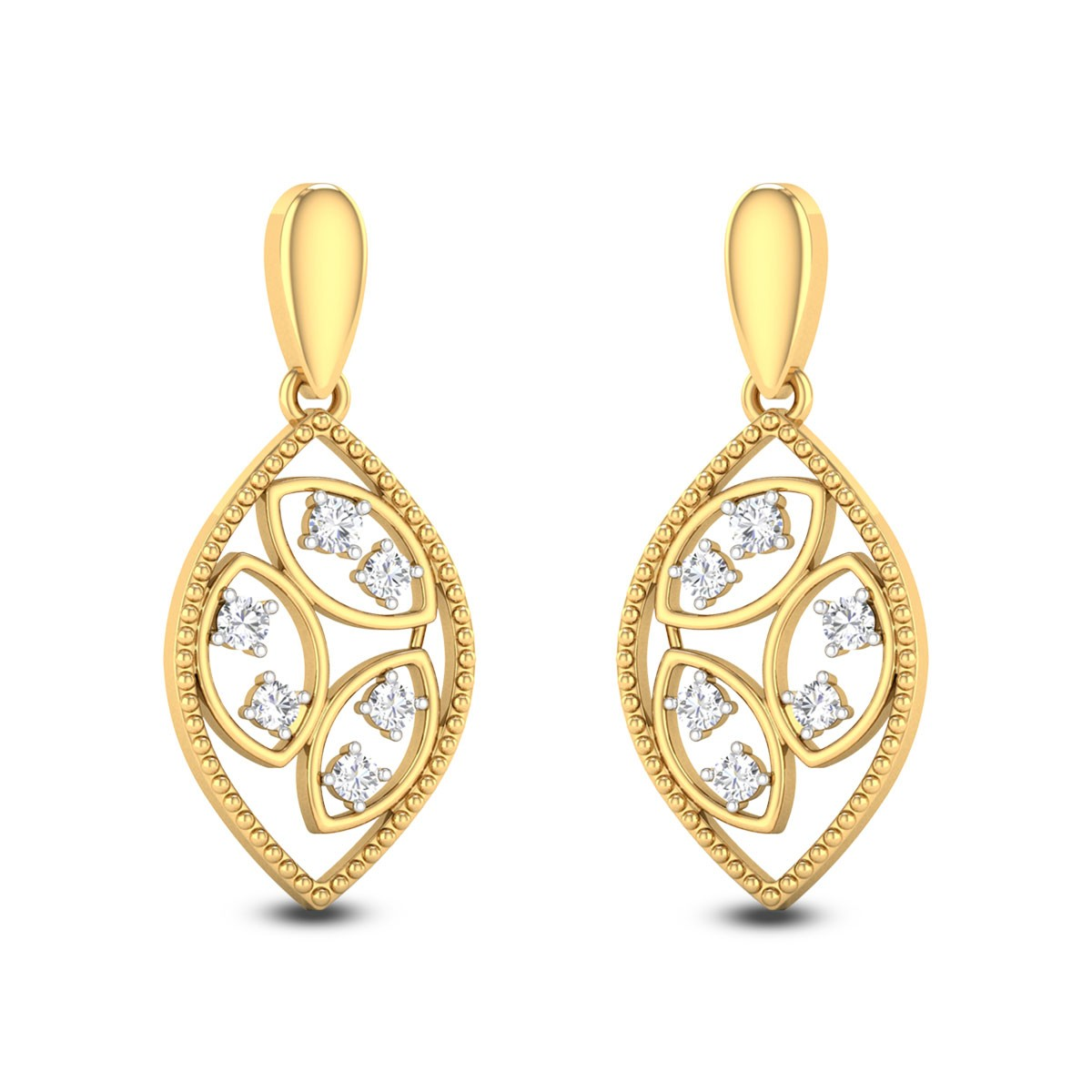 Oliva Diamond Earrings