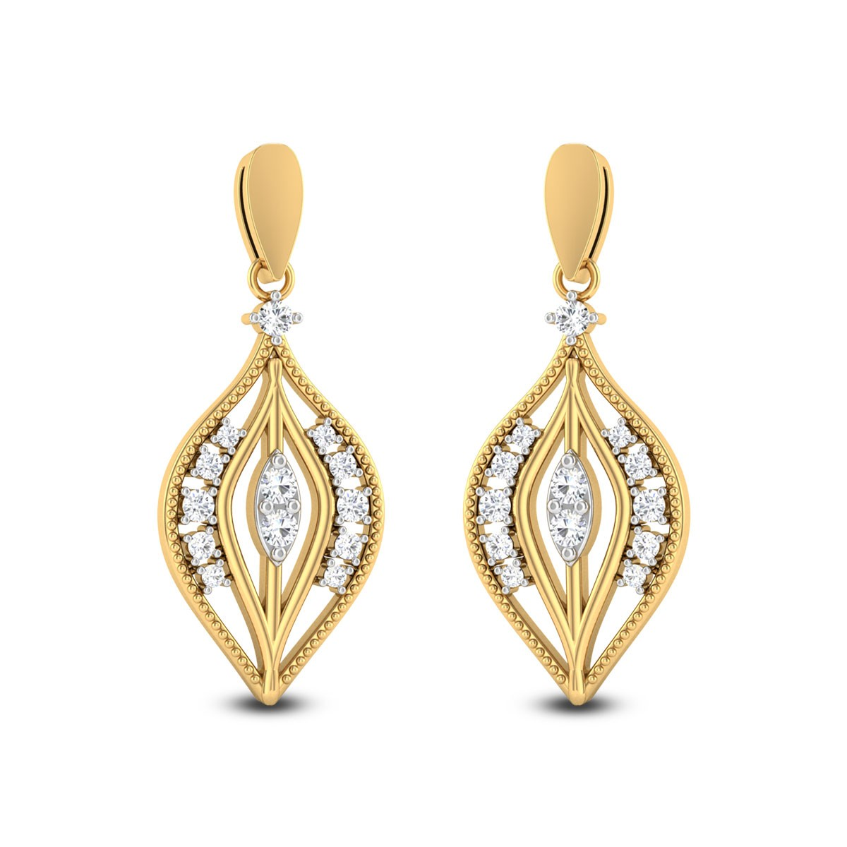 Avinata Diamond Earrings