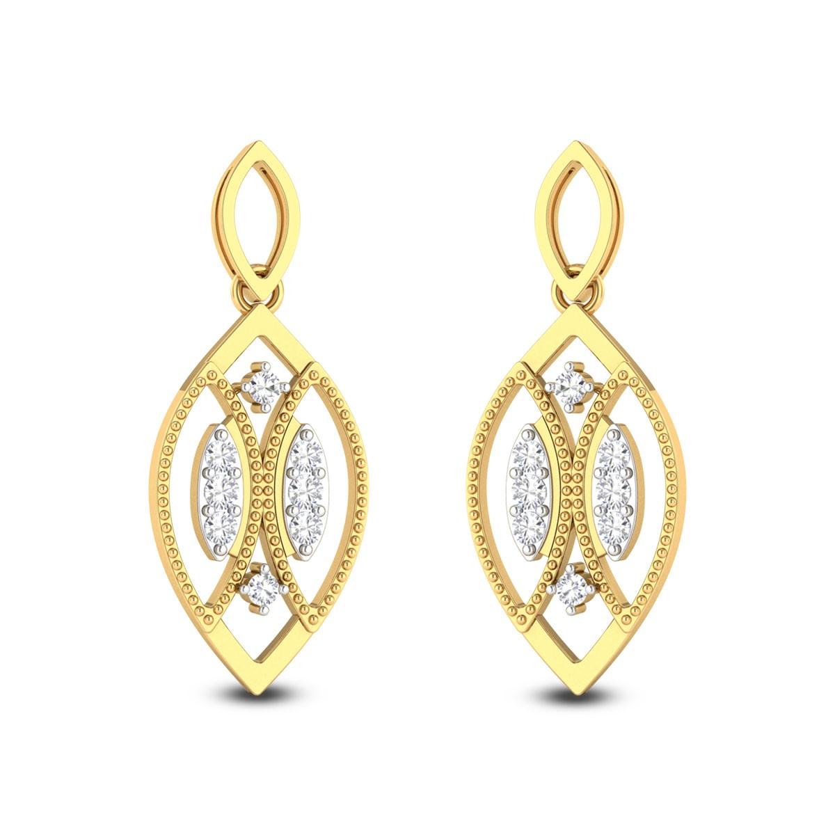 Harmony Diamond Earrings