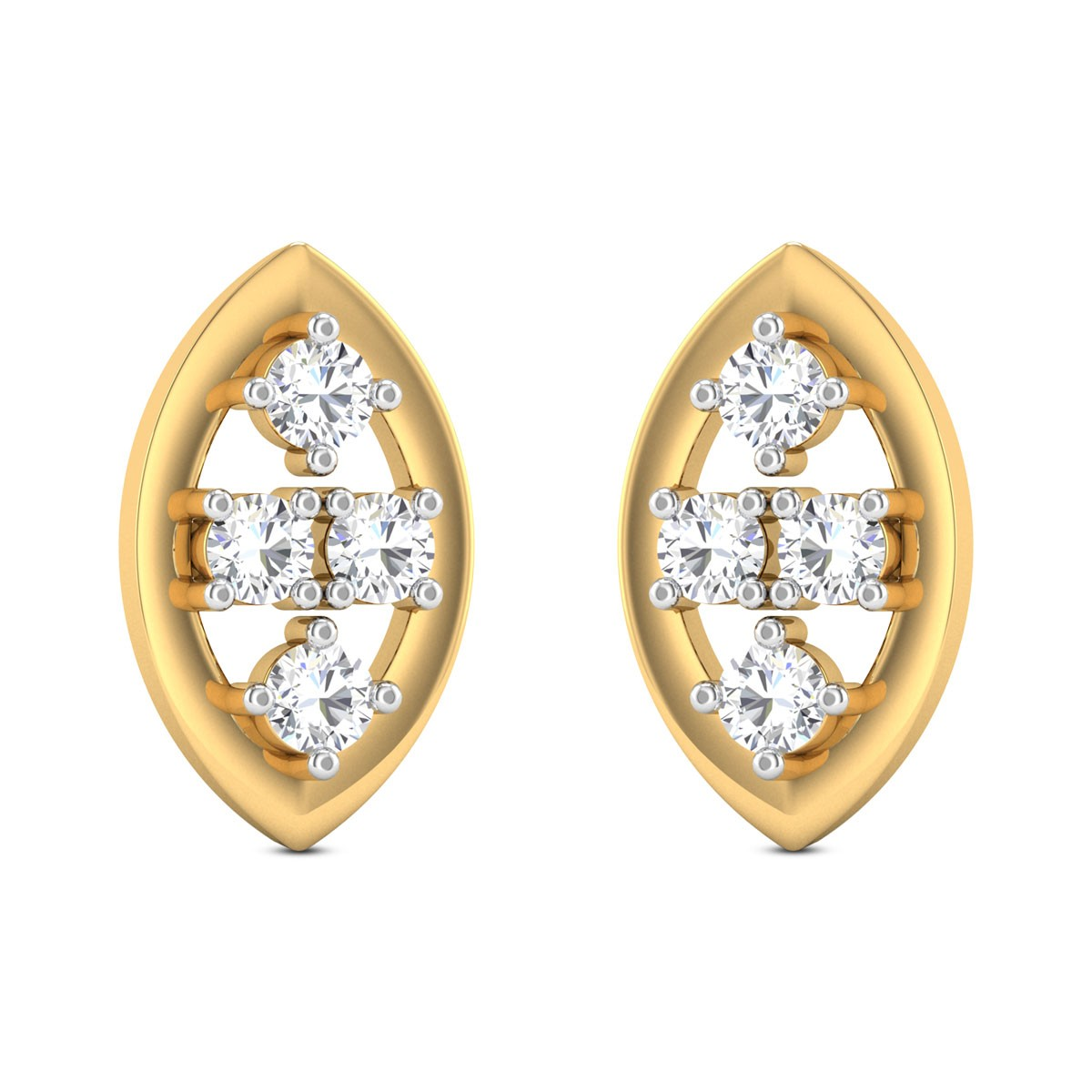 Freya Diamond Earrings