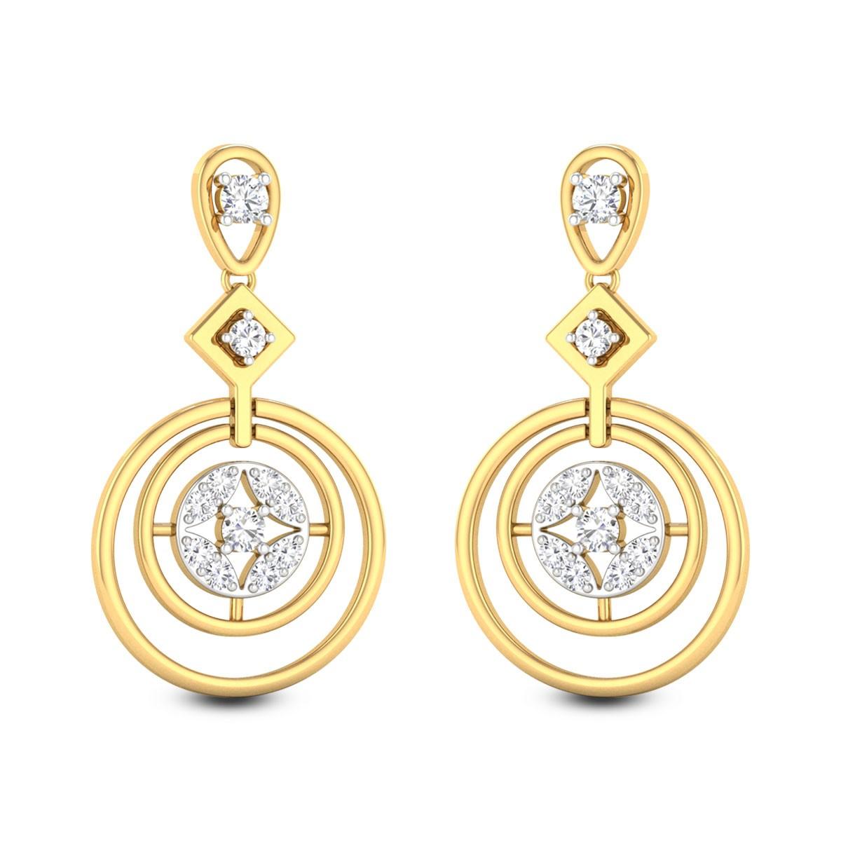 Lara Diamond Earrings