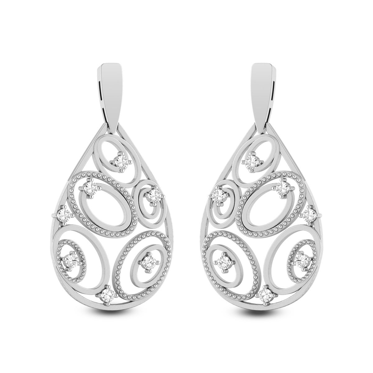 Esensa Diamond Earrings