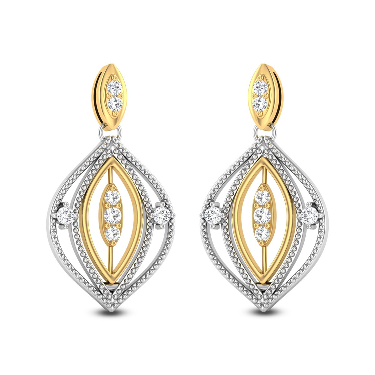 Desira Diamond Earrings