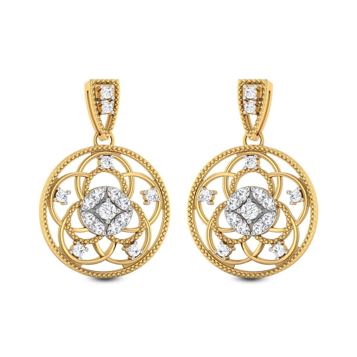 Lela Diamond Earrings